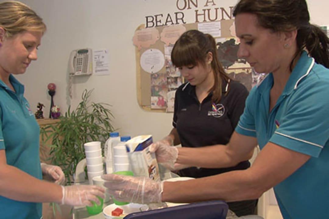 Working in children's services: Teamwork