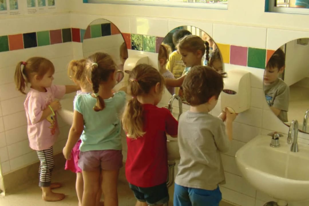Children's health and safety: Infection control