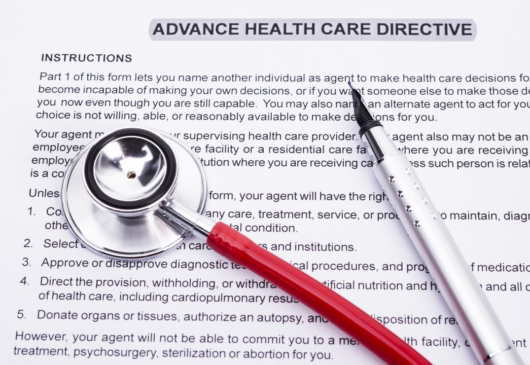 Advance Care Directives and Substitute Decision Making