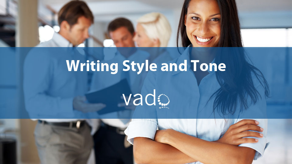 Writing Style and Tone