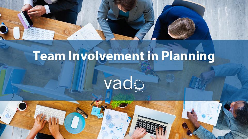 Team Involvement in Planning