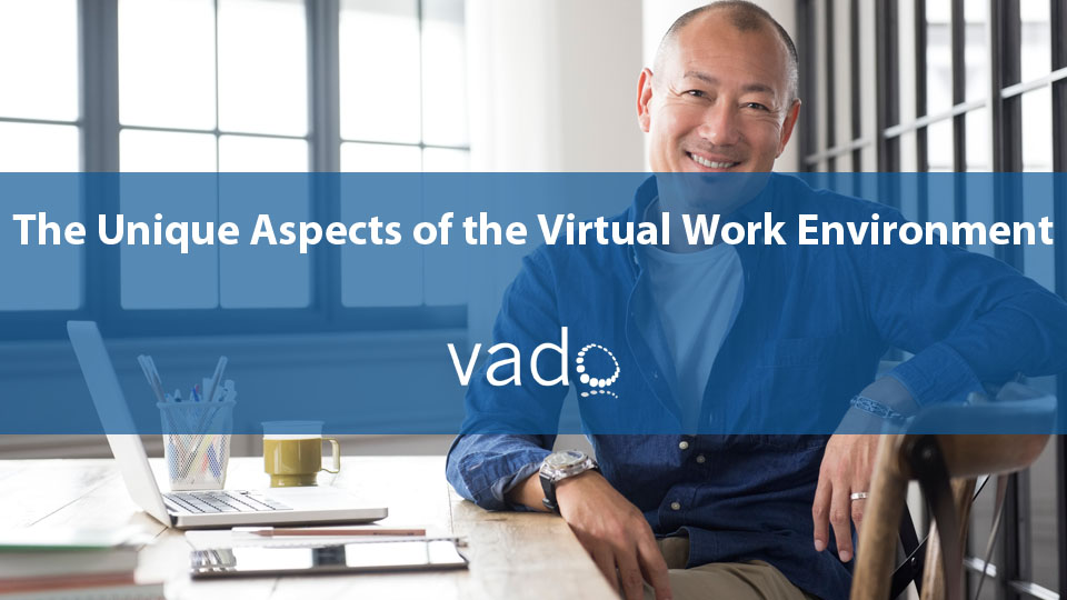 The Unique Aspects of the Virtual Work Environment
