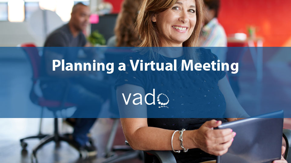 Planning a Virtual Meeting