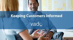 Keeping Customers Informed