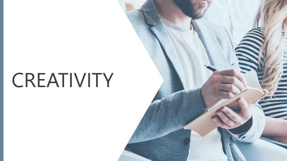Creativity Module