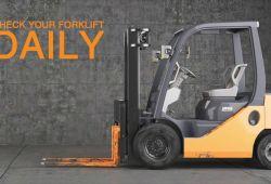 Forklift - Safe Driving