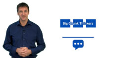 How Your Buyers Process Information - Big & Small Chunk Thinkers