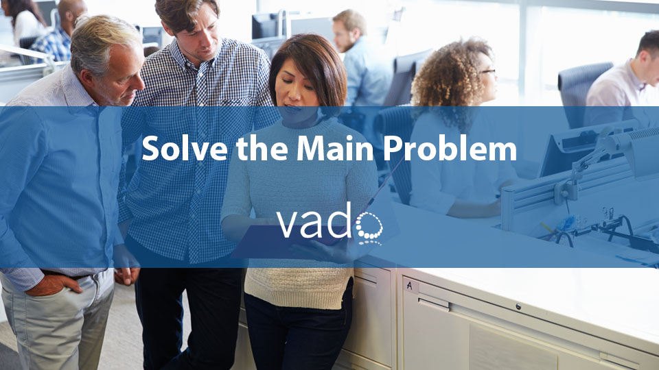Solve the Main Problem