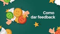 Como dar feedback (How to give feedback)