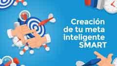 Creación de tu meta inteligente SMART` (Creating SMART goals`)