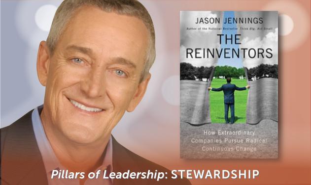 The Pillars of Leadership Lesson 5:Stewardship