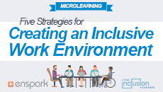 Five Strategies for Creating an Inclusive Work Environment