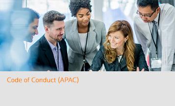 Code of Conduct APAC