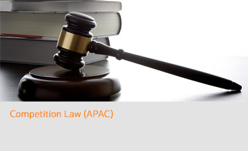 Competition Law APAC