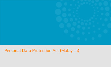 Personal Data Protection Act (Malaysia)