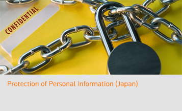 Protecting Personal Information (Japan)