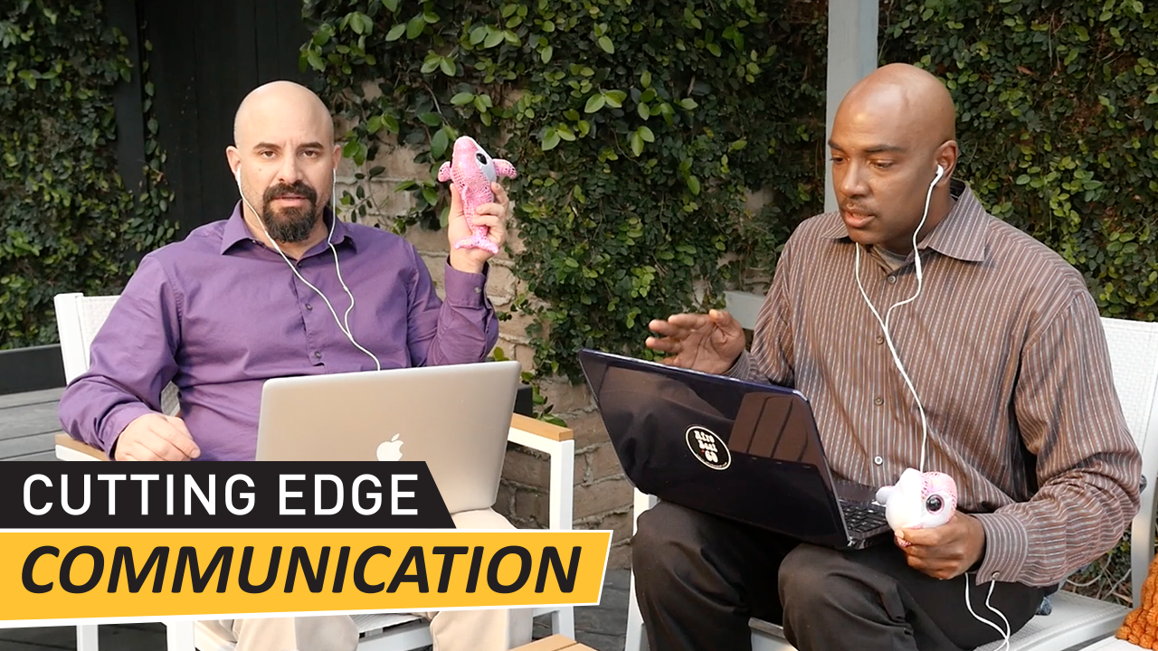 Thriving Remotely - Cutting Edge Communication Comedy Series