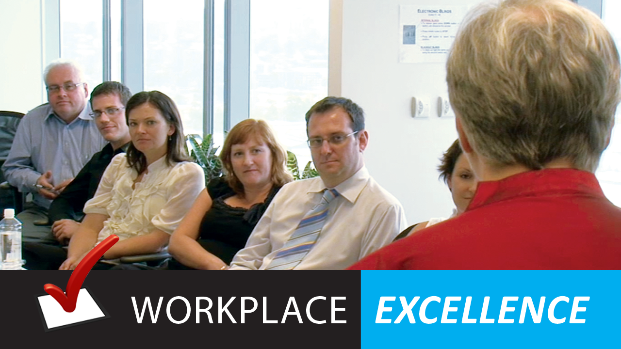 Vision & Values - Workplace Excellence Series