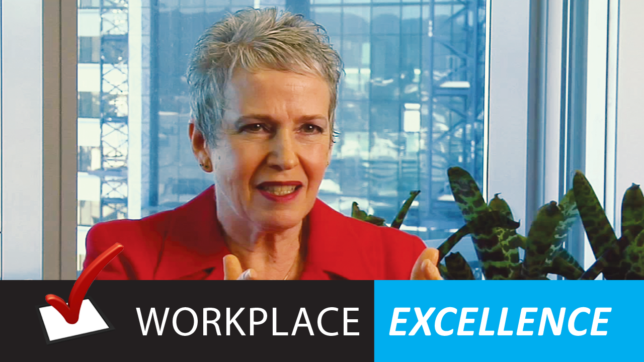 Inspirational Leadership - Workplace Excellence Series image