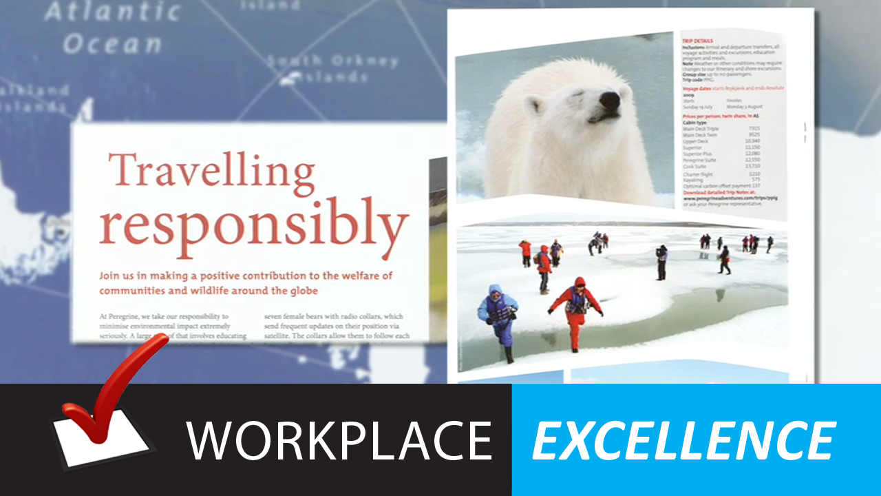 Green & Giving - Workplace Excellence Series