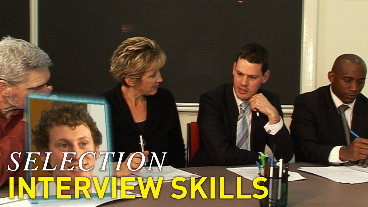 Body Language & Rapport in Interviewing - Selection Interview Skills Series