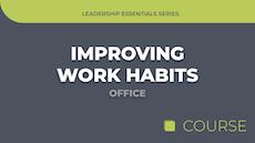 Improving Work Habits image