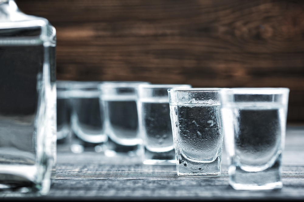 Vodka terms you need to know
