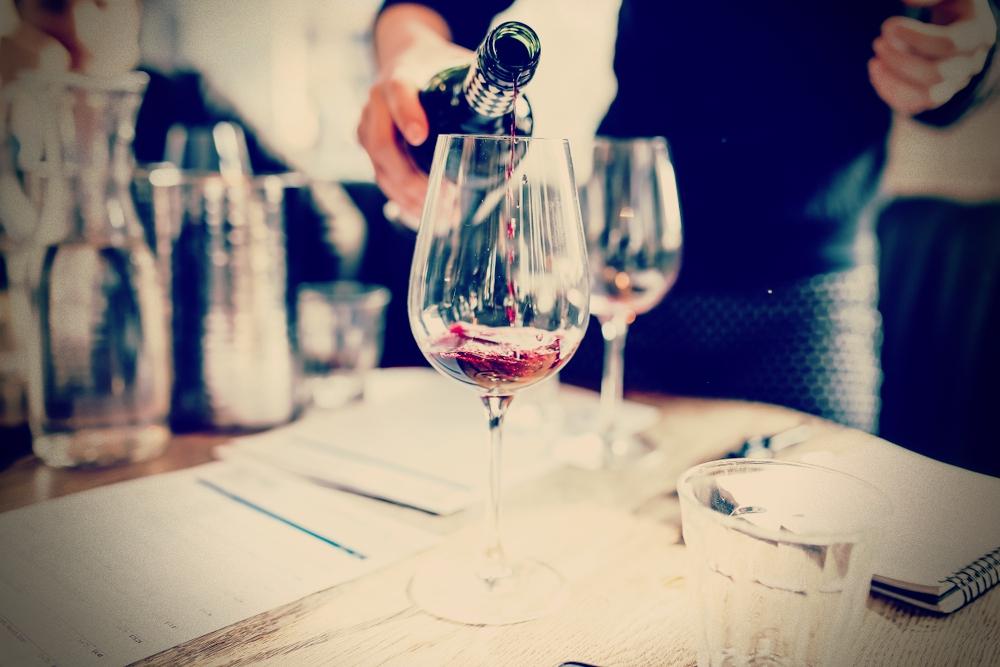 Level 1 / Wine Service