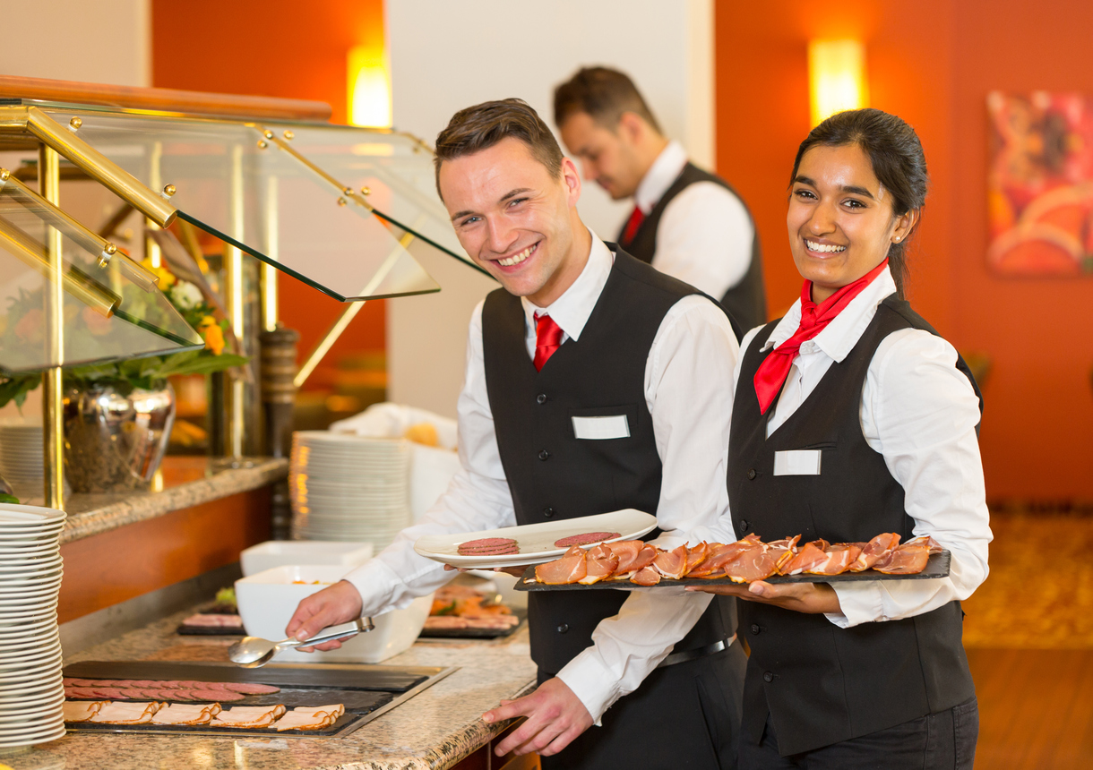 Using Positive Selling Skills When Taking Food Orders