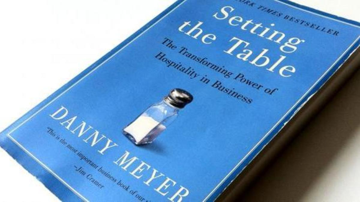Wisdom, Distilled: Setting the Table