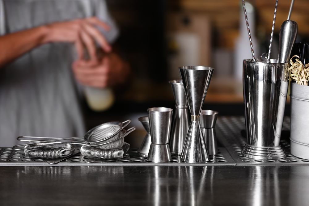 L2 / Craft Bartending: Cleanliness & Waste