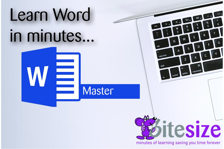 Word 2016 - Master