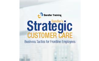 Strategic Customer Care image