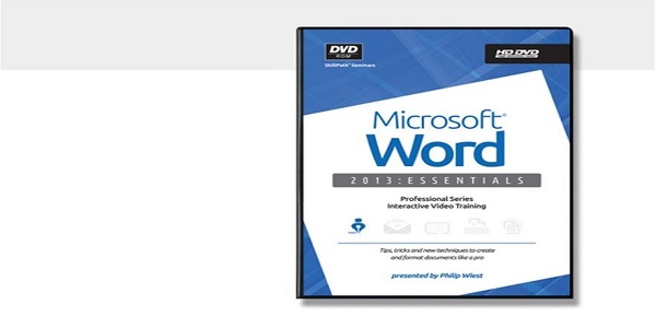Microsoft® Word 2013 Essentials