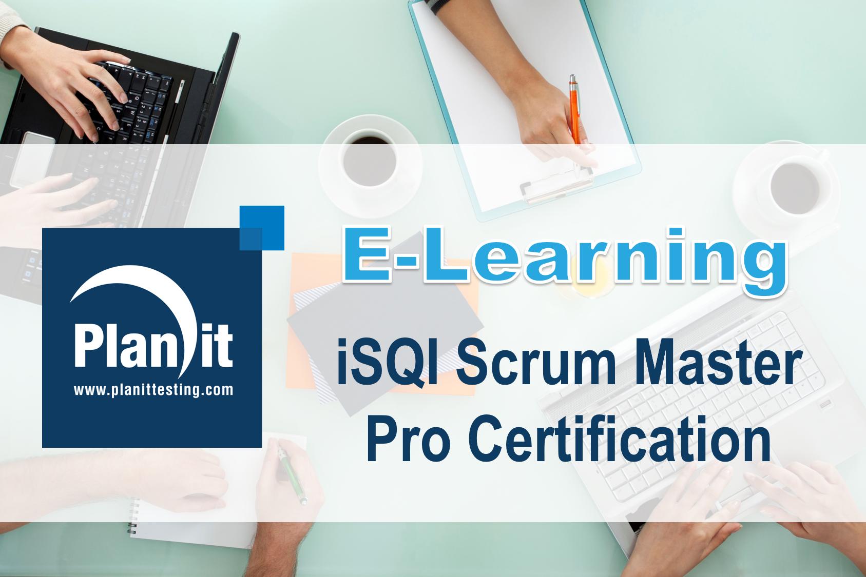 iSQI Scrum Master Pro Certification - Course Summary