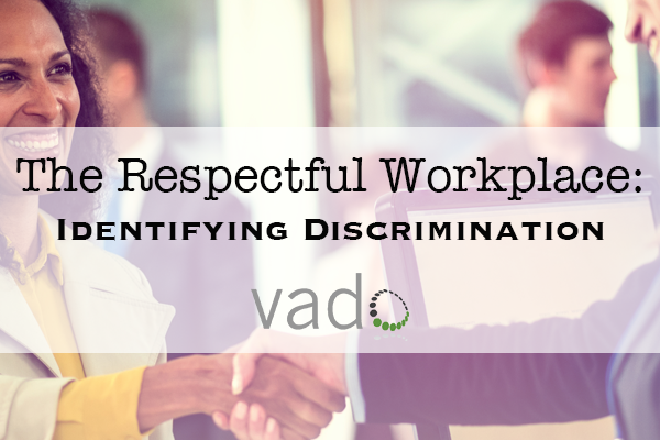 The Respectful Workplace: Identifying Discrimination (California Employee Version) image
