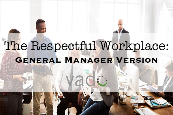 The Respectful Workplace: Champion Civility (California Manager Version)