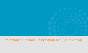 Protection of Personal Information Act (South Africa)