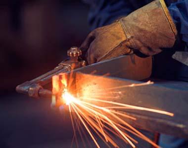 Soldadura, corte y soldadura con cobre para la construcción (US) (Welding, Cutting and Brazing for Construction US Spanish)