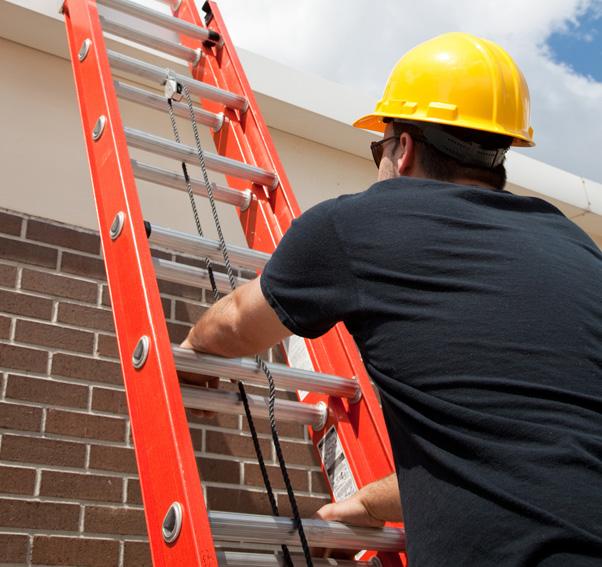 ความปลอดภัยในการใช้บันได (Ladder Safety Thai)