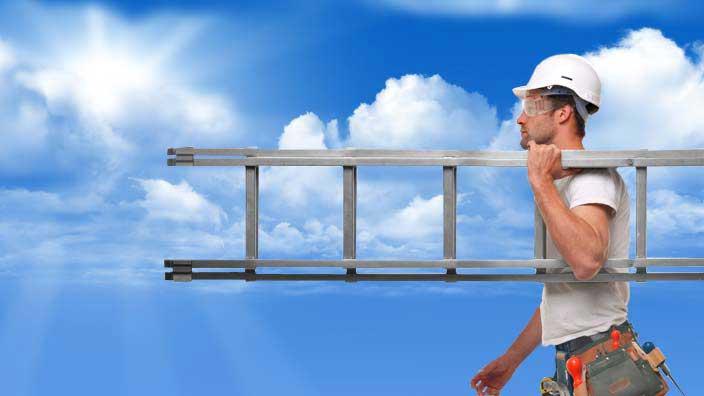 Bezpieczeństwo pracy z drabiną - Wersja międzynarodowa (Ladder Safety - International Polish)