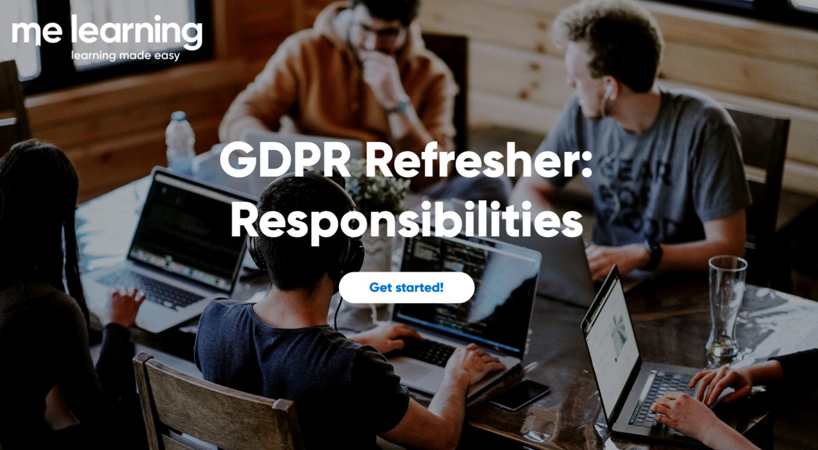 GDPR Refresher image