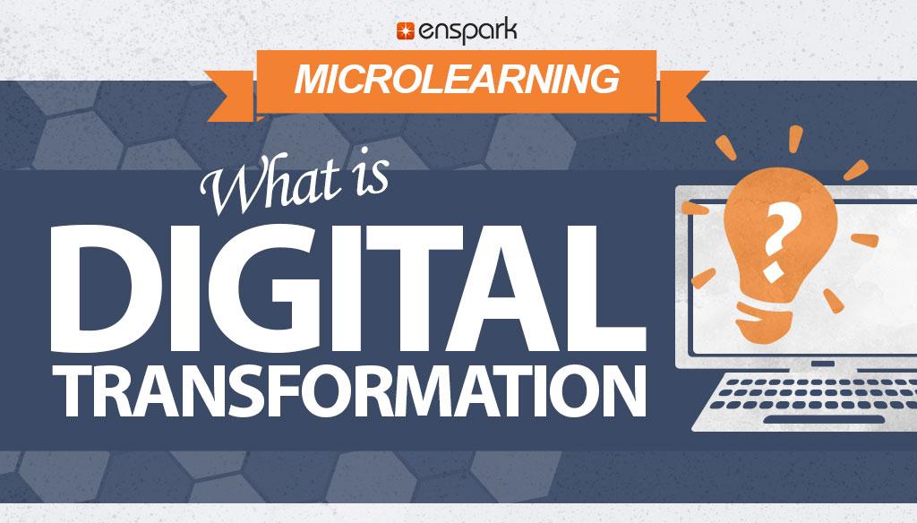 Digital Transformation: What is Digital Transformation?