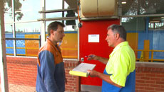 Outdoor Worker Safety - SWMS