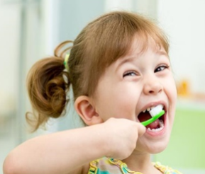Oral hygiene for people with disability