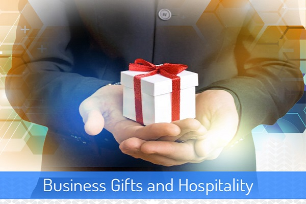 Business Gifts and Hospitality