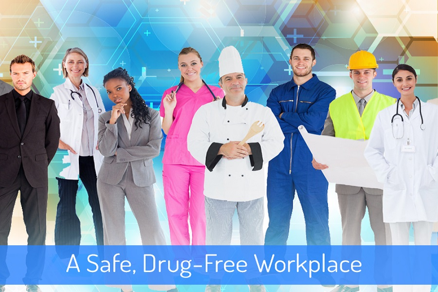 A Safe, Drug-Free Workplace