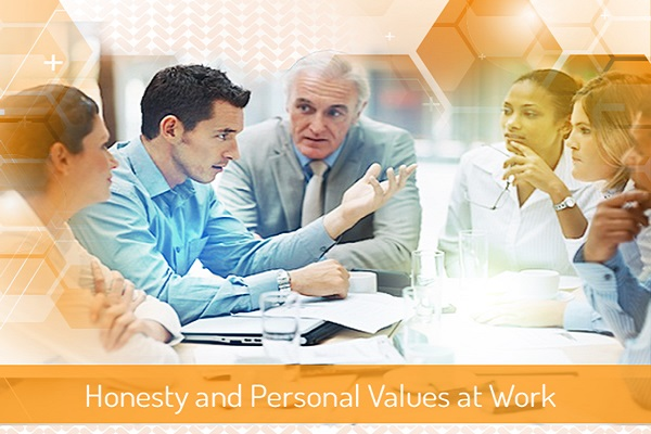 Honesty and Personal Values at Work image