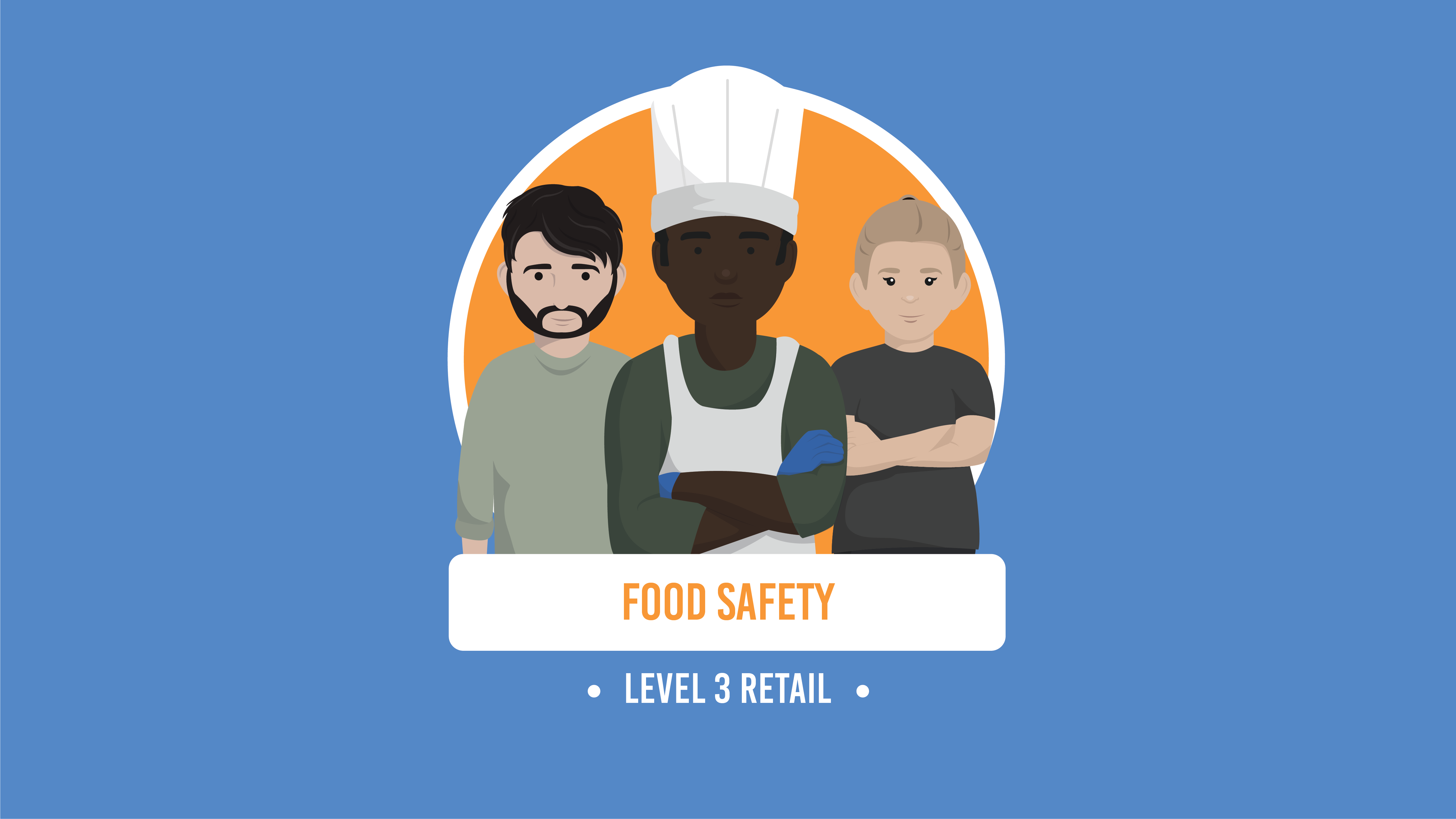 Food Hygiene Level 3 for Retail