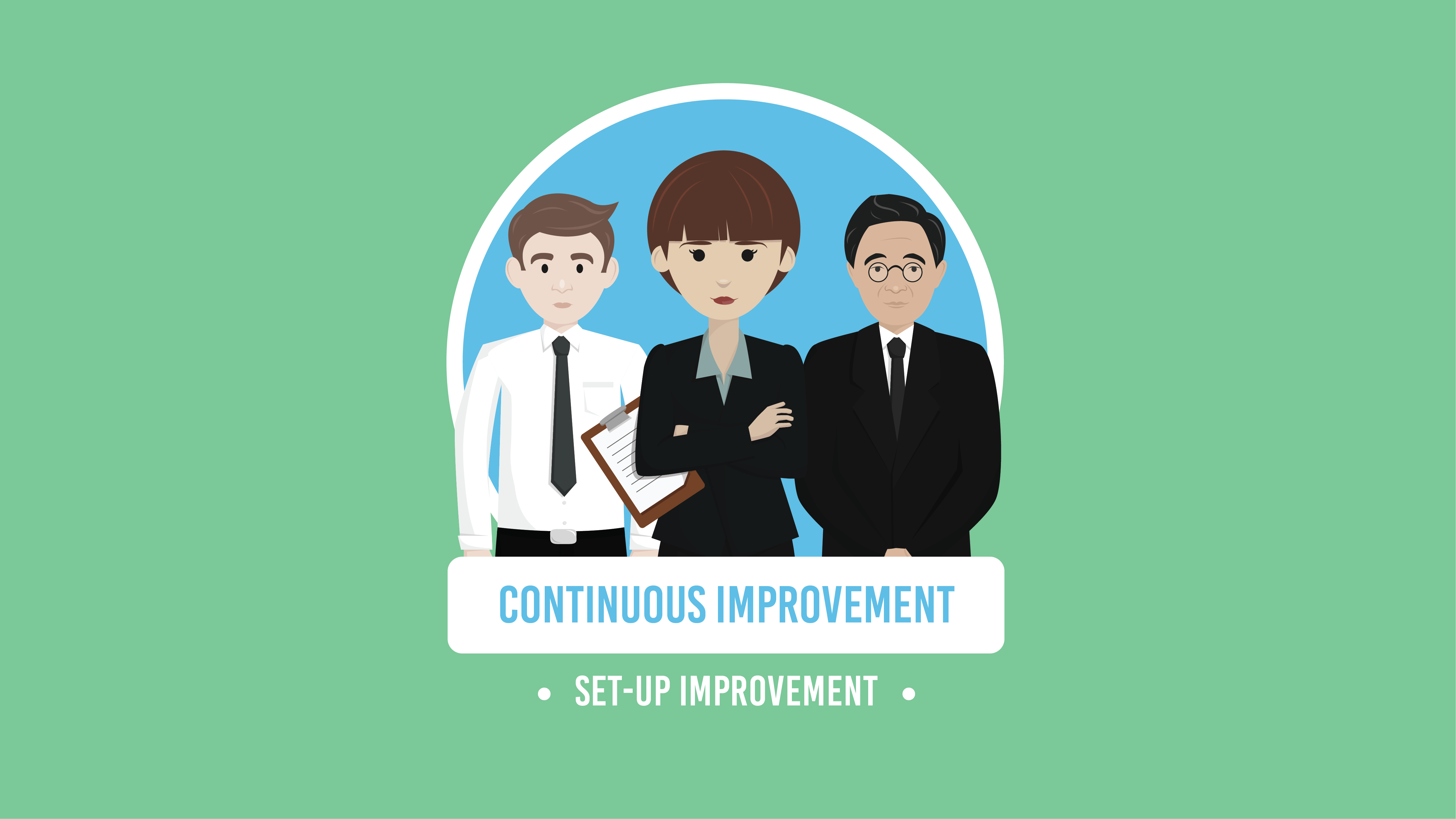 Set-Up Improvement Course